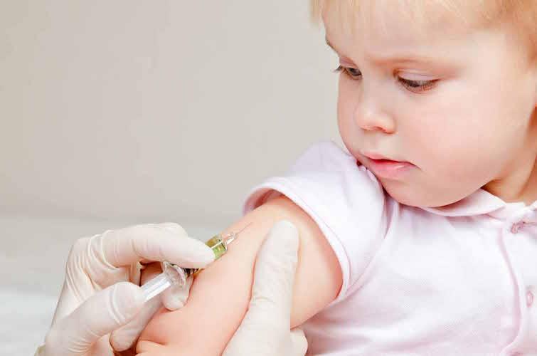 Vaccinate i vostri bambini! Per loro, per tutti.